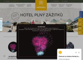 hotel-snezenka.cz
