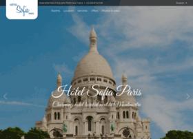 hotel-sofia-paris.com