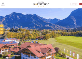 hotel-sommer.de