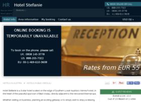 hotel-stefanie-bad-voslau.h-rez.com