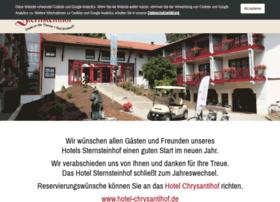 hotel-sternsteinhof.de