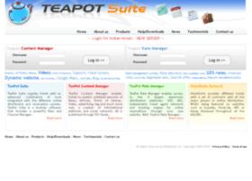 hotel-teapot.com