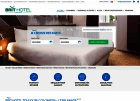 hotel-toulouse-colomiers.brithotel.fr