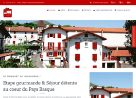 hotel-trinquet-louhossoa.com