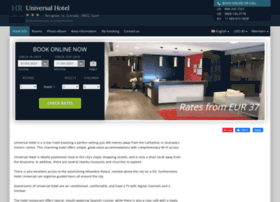hotel-universal-granada.h-rez.com