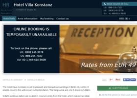 hotel-villa-konstanz.h-rsv.com