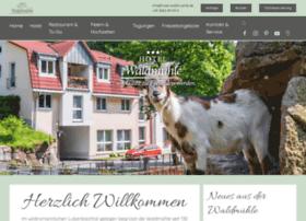 hotel-waldmuehle.de