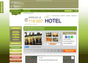 hotel-weha-paris.federal-hotel.com
