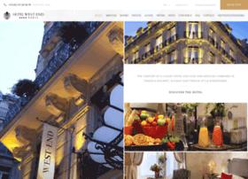 hotel-west-end.com