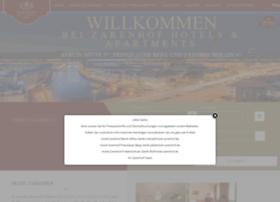 hotel-zarenhof.de