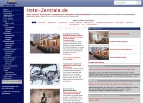 hotel-zentrale.de