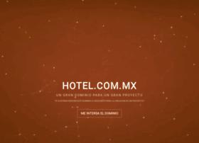 hotel.com.mx