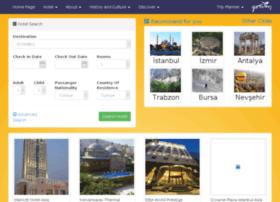 hotel.goturkey.com