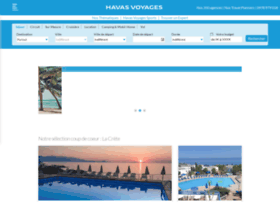 hotel.havas-voyages.fr