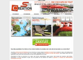 hotel.site-creation.com