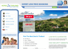 hotel2thailand.com