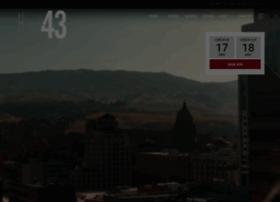 hotel43.com