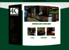 hotel4cpuertaeuropa.com