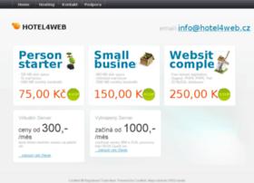 hotel4web.cz