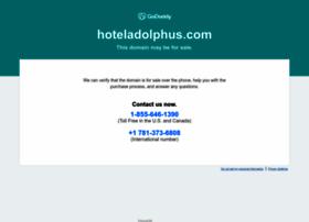 hoteladolphus.com