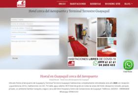 hotelaeropuertoguayaquil.com