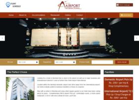 hotelairportinternational.com
