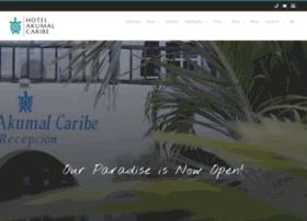 hotelakumalcaribe.com