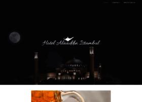 hotelalaaddinistanbul.com