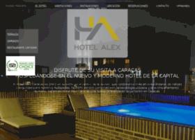 hotelalex.com.ve