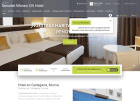 hotelalfonsoxiii.com
