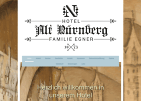 hotelaltnuernberg.com