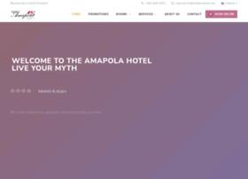 hotelamapola.com