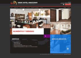 hotelamazonas.com.mx
