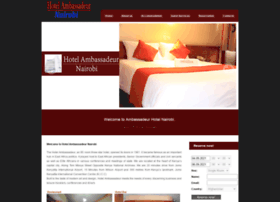 hotelambassadeurkenya.com