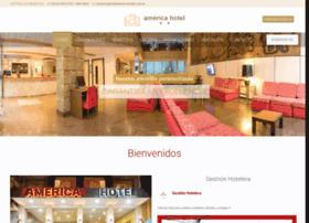 hotelamericamdp.com.ar