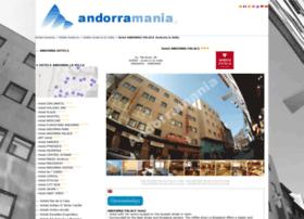 hotelandorrapalace.andorramania.com