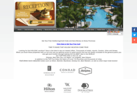 hotelandresortcard.com