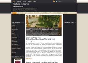 hotelandrestaurantmanagement.blogspot.co.uk