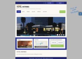 hotelantares.hotelsinverona.com