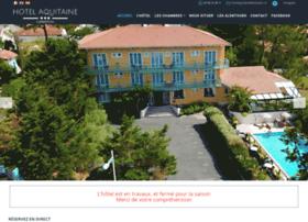 hotelaquitaine-capbreton.com