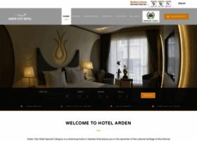 hotelarden.com