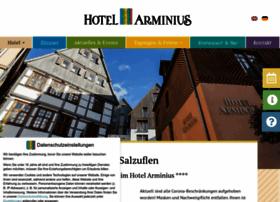 hotelarminius.de