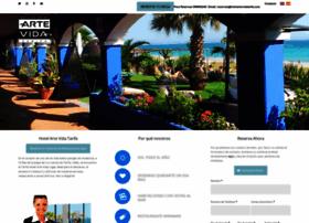 hotelartevidatarifa.com
