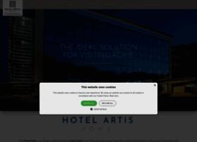 hotelartisroma.com