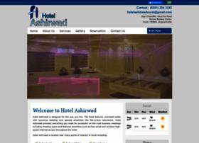 hotelashirwadsurat.com