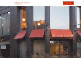 hotelaspen.com