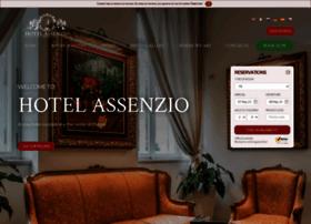 hotelassenzioprague.com