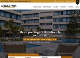 hotelateneapark.com