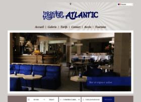 hotelatlanticlourdes.com