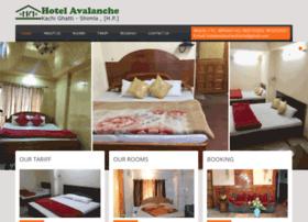 hotelavalancheshimla.com